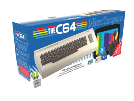 Thec64 3d Box Rating Pending