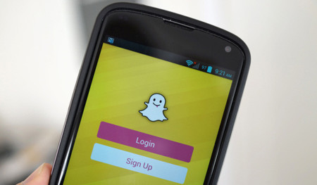 El spam, el próximo gran desafío de Snapchat