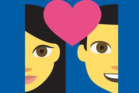 Emojis Corazon Lenguaje Universal