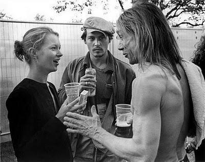 Johnny Depp bbq