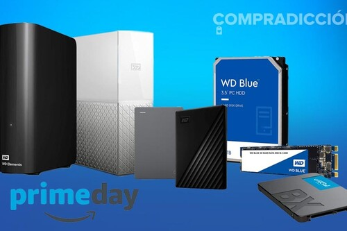 Amazon Prime Day 2021: mejores ofertas del día 22 de junio en discos duros externos