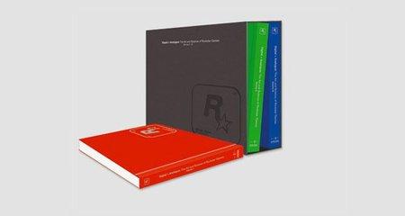 La historia de RockStar y todos sus concept arts en una genial colección