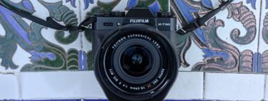 Fuji X-T30, análisis: la perfecta miniaturización de la Fuji X-T3