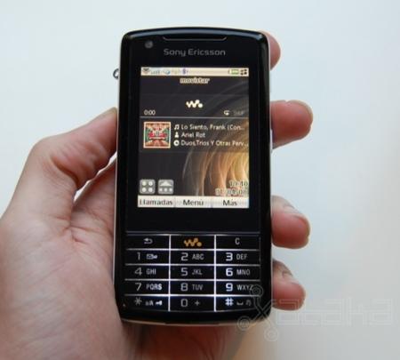 Sony Ericsson W960: análisis