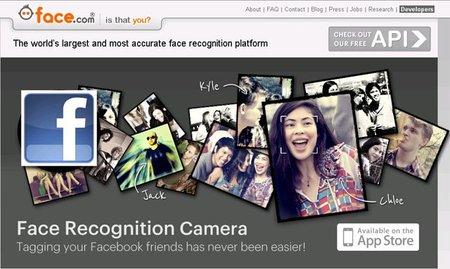 Facebook apuesta ahora por el reconocimiento facial