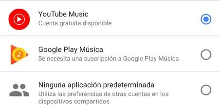 Música Gratis Altavoz Inteligente Google