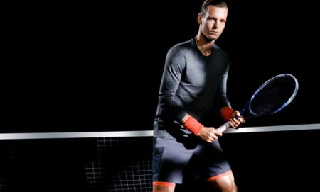 Tomas Berdych y H&M presentan colección cápsula inspirada en el tenis