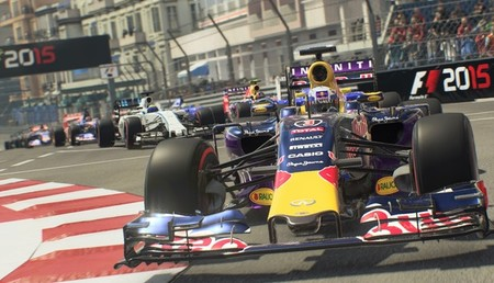 Descarga F1 2015 GRATIS para PC por tiempo MUY limitado en Humble Bundle