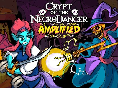 El DLC Crypt of the NecroDancer: Amplified llegará esta misma semana y este es su tráiler de lanzamiento