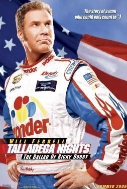 Will Ferrell vuelve a triunfar en la taquilla norteamericana con su 'Talladega Nights: The Ballad of Ricky Bobby'