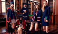Tommy Hilfiger campaña Otoño-Invierno 2013/2014: de vuelta a la universidad