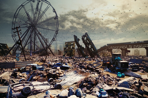 Cuánto tarda una sociedad en irse al garete y montarse una cultura post-apocalíptica
