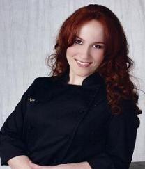 Adrianne Calvo, reconocida como una gran chef