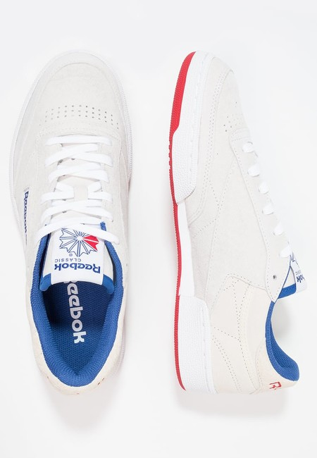 Zapatillas Reebok Classic CLUB C 85 rebajadas un 60% ahora por sólo 35,95 euros y los gastos de envío gratuitos