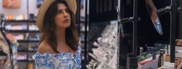 Priyanka Chopra y Sophie Turner se van de compras: dos estilos muy diferentes para copiar este verano