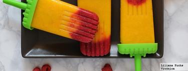 #RetoVitónica: siete recetas de helados saludables para refrescarnos de forma sana este verano
