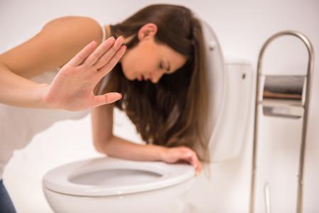 Nauseas constantes sin estar embarazada
