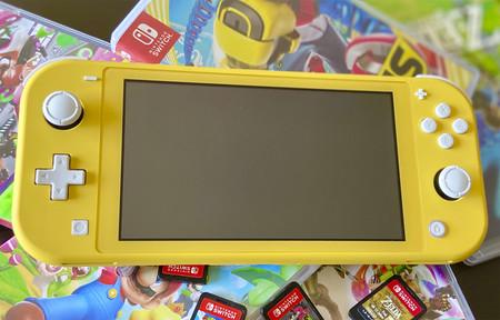 La Nintendo Switch Lite está mucho más barata en AliExpress Plaza con este cupón: 189,99 euros, ligera y ergonómica