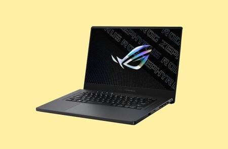 Este portátil gaming de Asus cuenta con pantalla 1440p a 165 Hz, un hardware para jugar a todo y está en oferta por 1.869 euros en PcComponentes