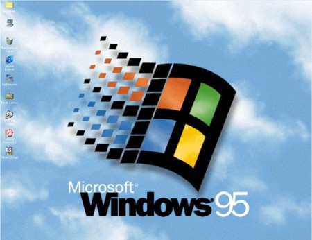 Nostalgia En Estado Puro Windows 95 En Tu Navegador Web