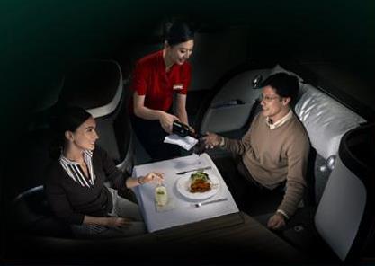 Foto de Cathay Pacific (4/6)