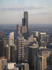 Un balcón sobre Chicago: la Torre Sears
