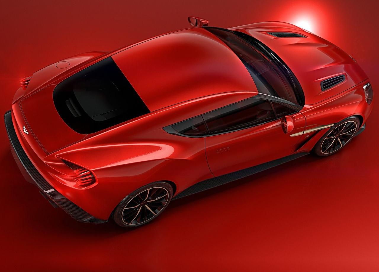 Foto de Aston Martin Vanquish Zagato Concept (5/9)
