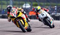 British Superbikes 2012: Ian Lowry sale a la palestra para liderar el campeonato