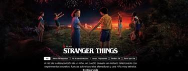 Netflix abre gratis y sin necesidad de registrarse parte de su catálogo: desde episodios de 'Stranger Things' a películas como 'A ciegas'