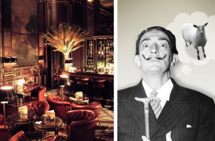 Le Meurice, un hotel surrealista con ecos de Dalí