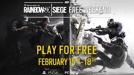 Rainbow Six Siege celebra el Six Invitational con un fin de semana gratuito