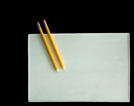 Cómete el pollo con lápiz y papel