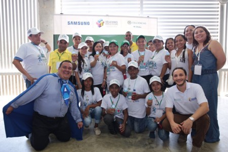 Samsung y Colciencias lanzan el concurso 'Soluciones para el Futuro'