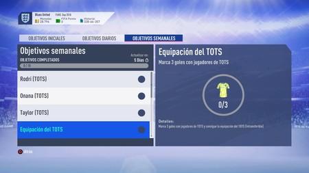 Fifa 19 Central Fut En Los Menus 107