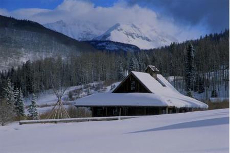 Alquila un pueblo para tus vacaciones de invierno