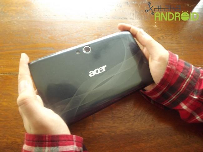 Foto de Acer Iconia Tab A100 (1/10)