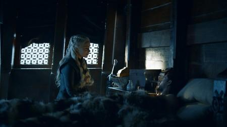 Juego De Tronos Hbo 7 Temporada Daenerys Y Jon Snow