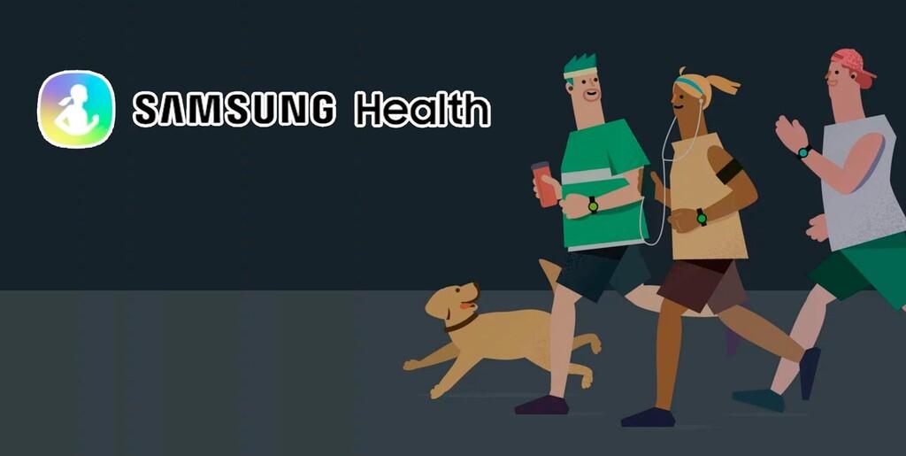 La App de salud de Samsung® obligará a registrarse con una recuento de Samsung