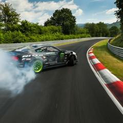 Foto 7 de 8 de la galería ford-mustang-rtr-drift-nurburgring-nordschleife en Motorpasión