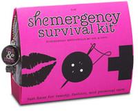 Kit de supervivencia para mujeres