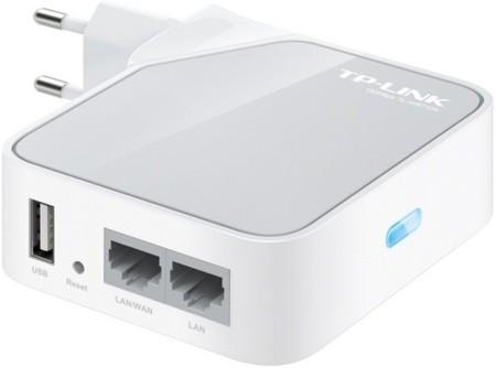 TP-Link presenta el TL-WR710N, un router de bolsillo para nuestros viajes