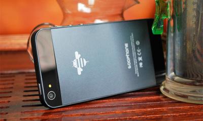 Goophone I5, el clon chino del iPhone 5 que amenaza con demandar a Apple