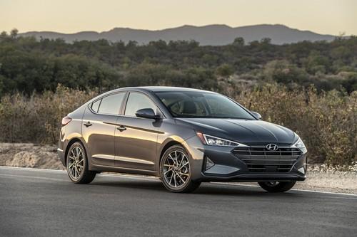 El Hyundai Elantra 2019 tiene nuevo diseño y más tecnología