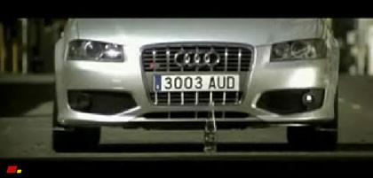 Audi S3 In crescendo, otra obra maestra de Audi