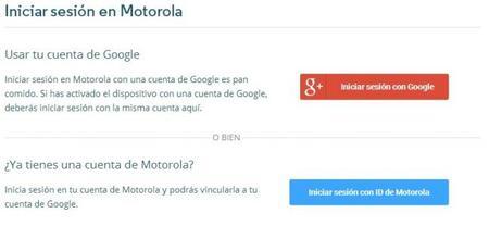 Registro de Motorola