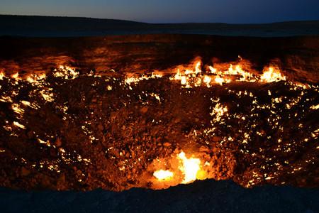 gas crater llama