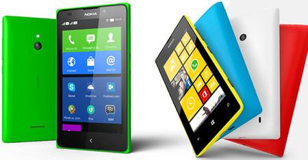 Nokia XK+ vs Lumia 720