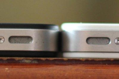 El iPhone 4 blanco es más grueso, los fabricantes de fundas vuelven a tirarse de los pelos