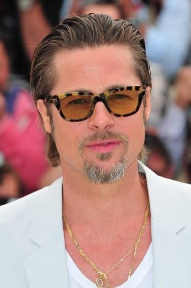 Brad Pitt apuesta por el blanco en Cannes