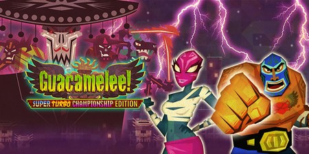 Guacamelee! Super Turbo Championship Edition está disponible para descargar gratis en Humble Bundle por tiempo limitado